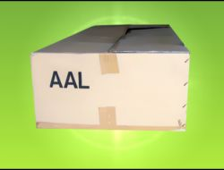 Caja de Cart�n Ref. AAL, ABL, ALL